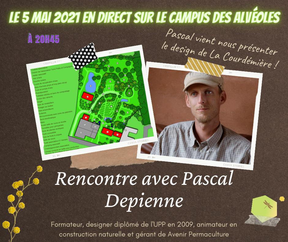 Rencontre avec Pascal Depienne