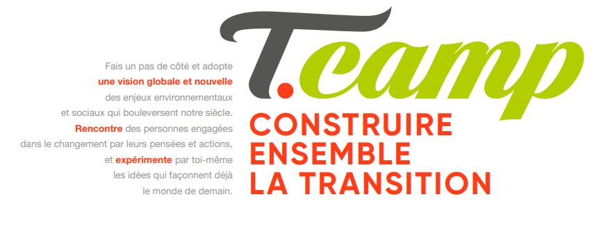 Webinaire Design + // En direct du TCamps