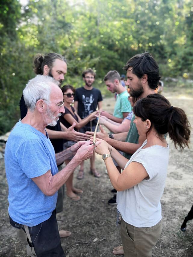 """Guide pratique """"5 étapes pour piloter sa vie et ses projets avec la permaculture humaine"""""""